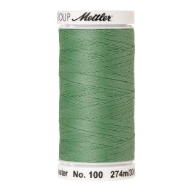 Thread bobbin Mettler Seralon 274 m - N°219 - Frosted Mintgreen