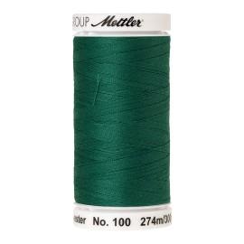 Bobine de fil Mettler Seralon 274 m - N°222 - Vert