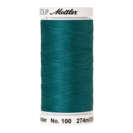 Thread bobbin Mettler Seralon 274 m - N°232 - Truly Teal