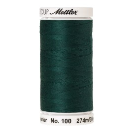 Thread bobbin Mettler Seralon 274 m - N°240 - Evergreen