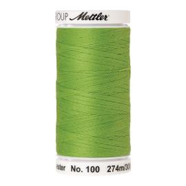 Thread bobbin Mettler Seralon 274 m - N°256 - Erin Green
