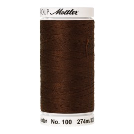 Thread bobbin Mettler Seralon 274 m - N°263 - Redwood