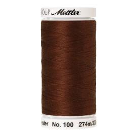 Bobine de fil Mettler Seralon 274 m - N°278 - Rouille