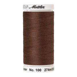 Bobine de fil Mettler Seralon 274 m - N°281 - Noisette