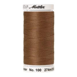 Bobine de fil Mettler Seralon 274 m - N°287 - Tan foncé