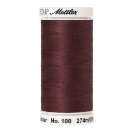 Bobine de fil Mettler Seralon 274 m - N°296 - Rusty Rose