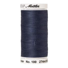 Bobine de fil Mettler Seralon 274 m - N°311 - Bleu sombre