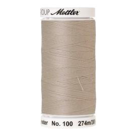 Bobine de fil Mettler Seralon 274 m - N°327 - Coquillage
