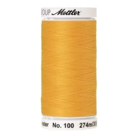 Bobine de fil Mettler Seralon 274 m - N°607 - Papaye