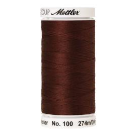 Bobine de fil Mettler Seralon 274 m - N°634 - Foxy Red