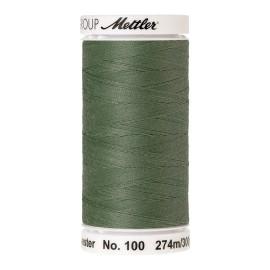 Bobine de fil Mettler Seralon 274 m - N°646 - Feuille de palmier