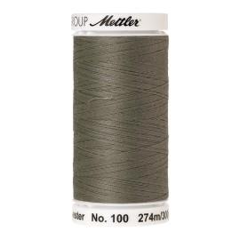 Bobine de fil Mettler Seralon 274 m - N°650 - Cyprès