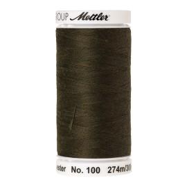 Bobine de fil Mettler Seralon 274 m - N°660 - Ombre