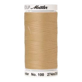 Bobine de fil Mettler Seralon 274 m - N°780 - Soie de maïs