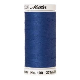 Bobine de fil Mettler Seralon 274 m - N°815 - Bleu cobalt
