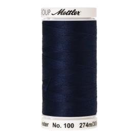 Thread bobbin Mettler Seralon 274 m - N°825 - Navy