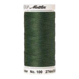 Thread bobbin Mettler Seralon 274 m - N°844 - Asparagus