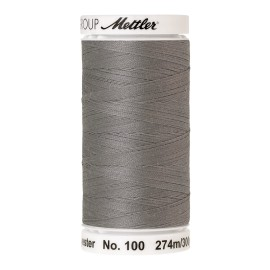 Thread bobbin Mettler Seralon 274 m - N°850 - Smoke