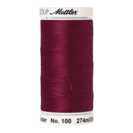 Thread bobbin Mettler Seralon 274 m - N°869 - Pomegranate