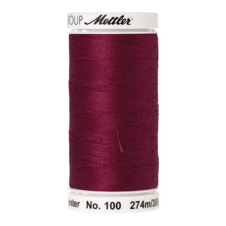 Thread bobbin Mettler Seralon 274 m - N°869 - Pomegranate