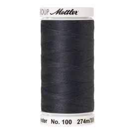 Bobine de fil Mettler Seralon 274 m - N°878 - Mousy Gray