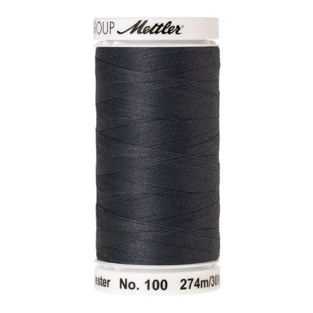 Thread bobbin Mettler Seralon 274 m - N°878 - Mousy Gray