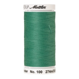 Thread bobbin Mettler Seralon 274 m - N°907 - Bottle Green