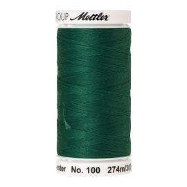 Bobine de fil Mettler Seralon 274 m - N°909 - Champ Vert
