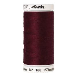 Bobine de fil Mettler Seralon 274 m - N°918 - Canneberge