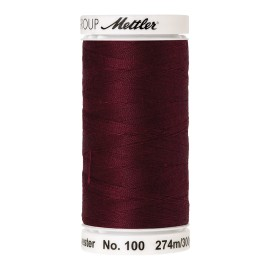 Thread bobbin Mettler Seralon 274 m - N°918 - Cranberry