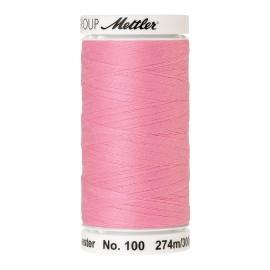 Bobine de fil Mettler Seralon 274 m - N°1056 - Pétale Rose