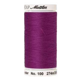 Thread bobbin Mettler Seralon 274 m - N°1059 - Boysenberry
