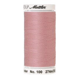 Bobine de fil Mettler Seralon 274 m - N°1063 - Thé Rose