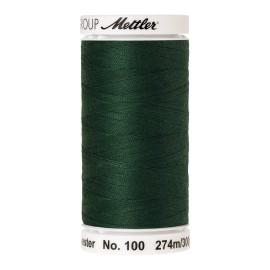 Bobine de fil Mettler Seralon 274 m - N°1097 - Vert clair