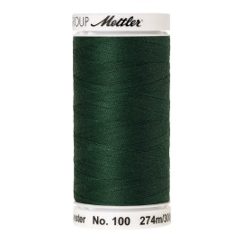 Thread bobbin Mettler Seralon 274 m - N°1097 - Bright Green