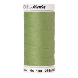 Thread bobbin Mettler Seralon 274 m - N°1098 - Kiwi