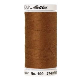 Bobine de fil Mettler Seralon 274 m - N°1131 - Laiton