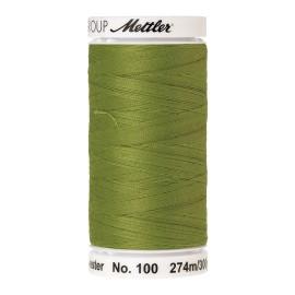 Bobine de fil Mettler Seralon 274 m - N°1146 - Vert jaunâtre