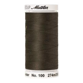 Thread bobbin Mettler Seralon 274 m - N°1162 - Chaff