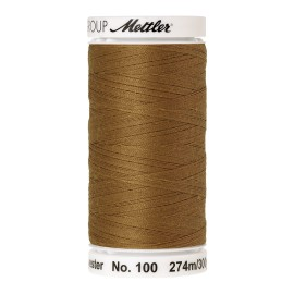 Thread bobbin Mettler Seralon 274 m - N°1207 - Ginger
