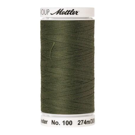 Thread bobbin Mettler Seralon 274 m - N°1210 - Seagrass