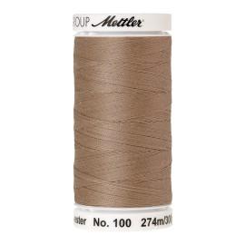 Bobine de fil Mettler Seralon 274 m - N°1222 - Grès