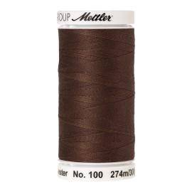Thread bobbin Mettler Seralon 274 m - N°1223 - Pecannut