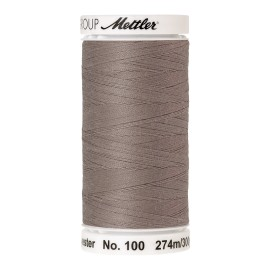 Thread bobbin Mettler Seralon 274 m - N°1227 - Light Sage
