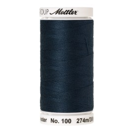 Thread bobbin Mettler Seralon 274 m - N°1276 - Harbor