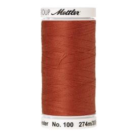 Thread bobbin Mettler Seralon 274 m - N°1288 - Reddish Ocher
