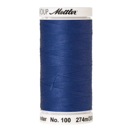 Bobine de fil Mettler Seralon 274 m - N°1301 - Bleu nordique