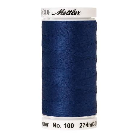 Bobine de fil Mettler Seralon 274 m - N°1303 - Bleu royal