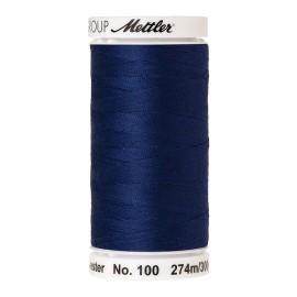 Bobine de fil Mettler Seralon 274 m - N°1304 - Bleu impérial