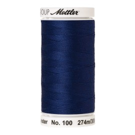 Thread bobbin Mettler Seralon 274 m - N°1304 - Imperial Blue
